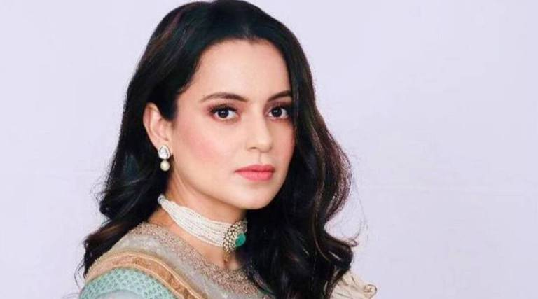 Kangana Ranaut being called 'brainless' by twitter users for supporting Israel