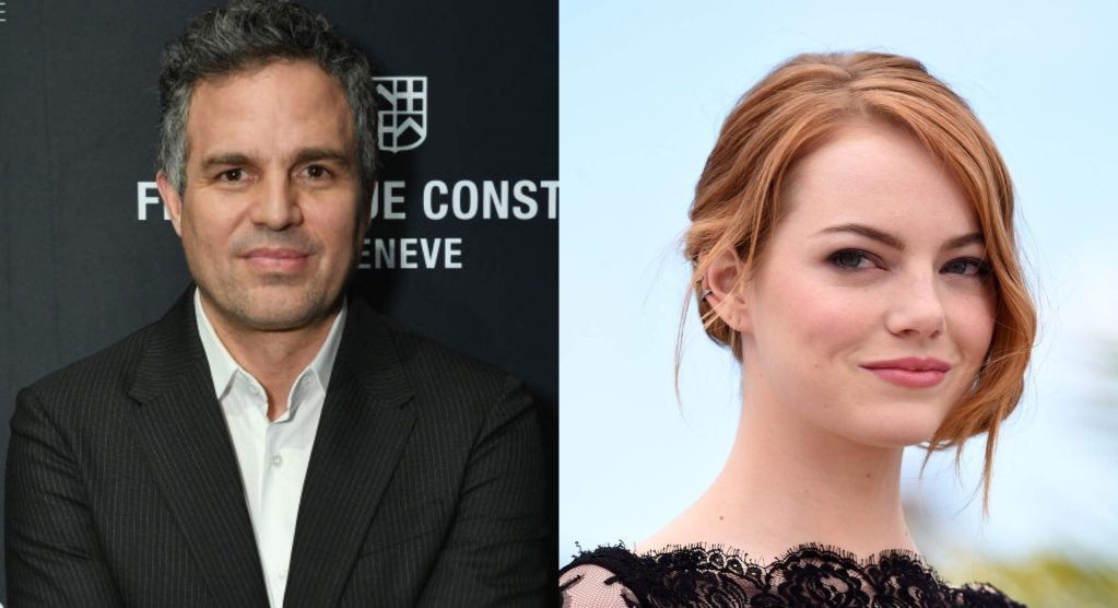 Mark Ruffalo and Emma Stone to star in 'Poor Things' together