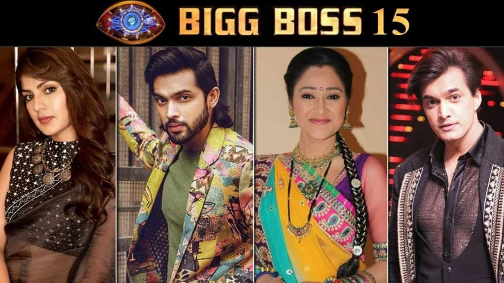Bigg Boss 15 Contestants list : From Rhea Chakraborty to Disha Vakani, Here's the List of people who were approached for being a part of Salman Khan's reality show