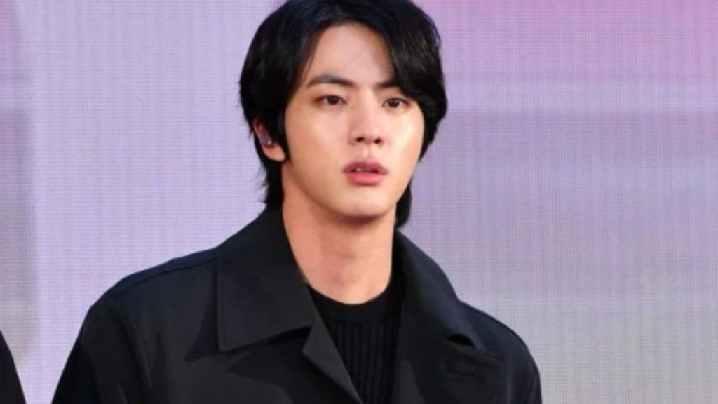 bts jin to be the judge on a contest