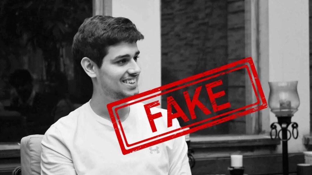 Why Ban Dhruv Rathee trending on twitter?