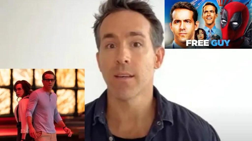 Free Guy (Ryan Reynolds)