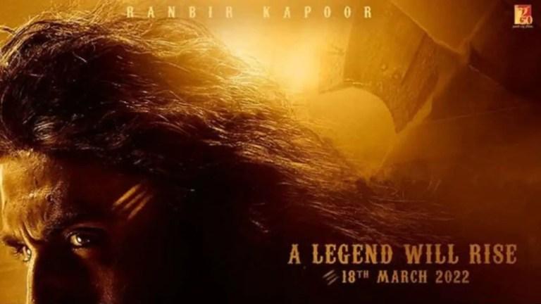 Shamshera - Ranbir Kapoor