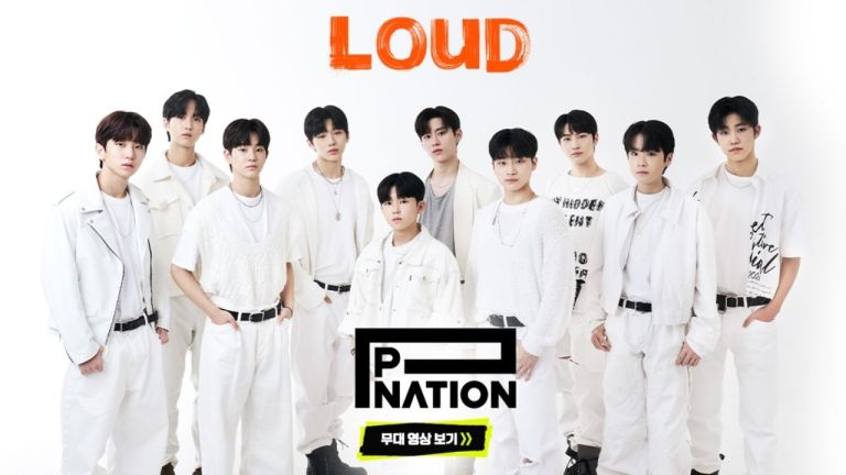p nation's loud member discussed by netizens