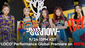 itzy to host comeback show on naver now