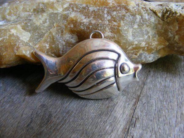 Large Fish Pendant