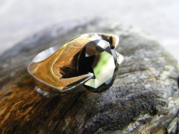 Claw Ring – Vintage Mexican