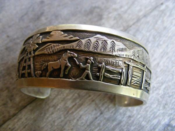 Ida Payton Storyteller Horse Bracelet