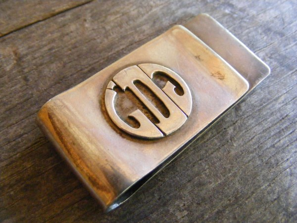 Leonore Doskow Money Clip