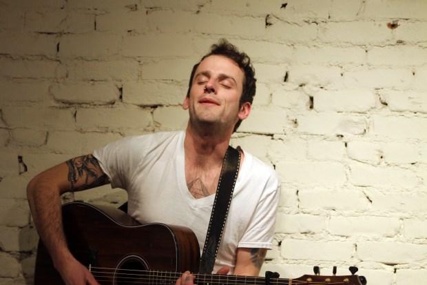 william-singing