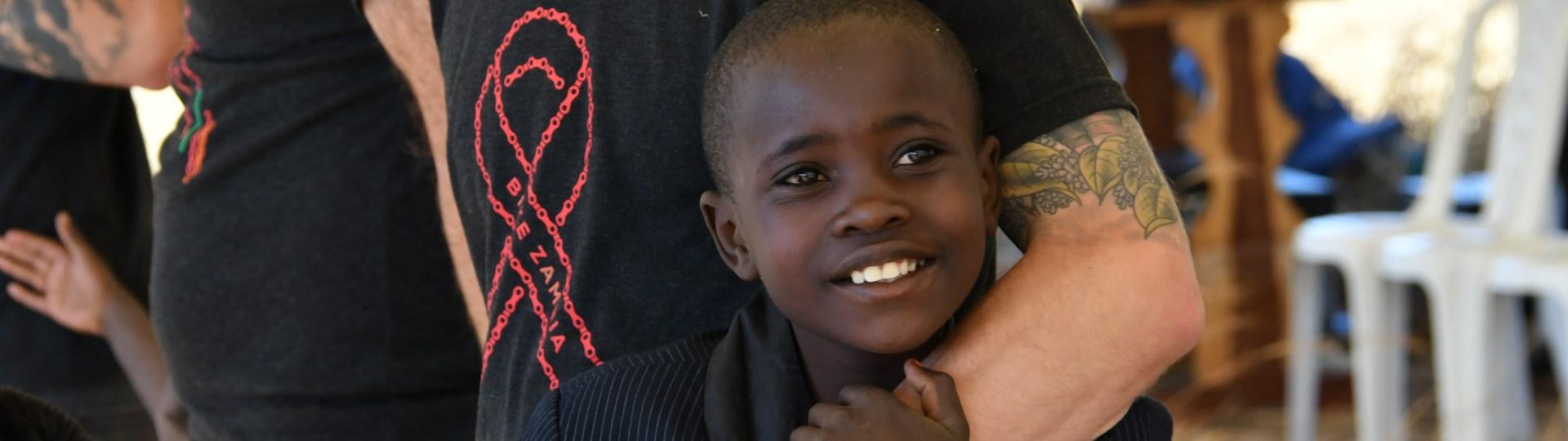 Bike Zambia 6: Ending HIV/AIDS, Empowering Women, and Girls in Zambia