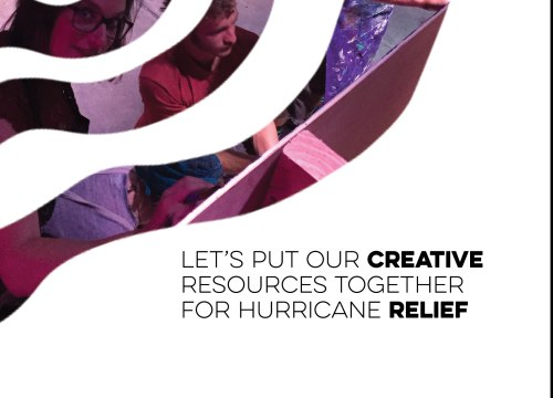 Create Places First Friday Creative Relief Fund