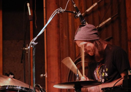 Adam of Tallgrass plays at Avogadro's number in Fort Collins.