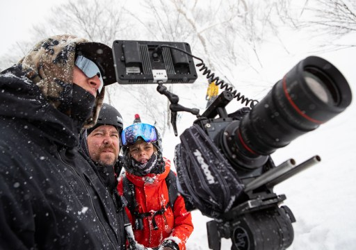 """Teton Gravity Research (TGR) is coming to the Holiday Twin Drive-In in Fort Collins for a one-night-only movie premiere of its 2020 annual ski and snowboard film """"Make Believe"""" on October 8, 2020. The film features some of the world's most celebrated freeskiers and snowboarders, including two female legends Christina Lusti and Caite Zeliff, in the superior terrain of Japan, Jackson Hole, British Columbia, Colorado, and Montana. TGR is adapting to the circumstances and thriving, creating something new that brings back both nostalgia in the drive-in and stoke for the wintertime. """"Make Believe"""" is directed by Steve Jones, Todd Jones, and Jon Klaczkiewicz."""