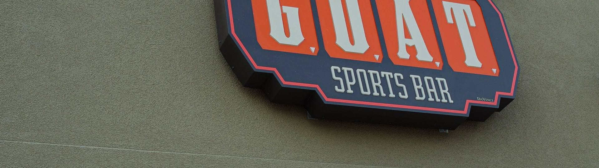 Is Matt Larson of The G.O.A.T. Sports Bar in Greeley stubborn as a goat, or the Greatest?