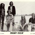 Silver Laughter founding members Steve Elliott,far left and Denny Walton sitting next to him.