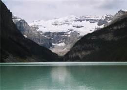 Lake Louise near Banff, Alberta Canada