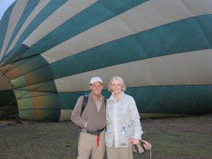 Balloon Ride in Serengeti