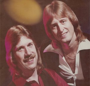 Ken and Mick in Double Shot