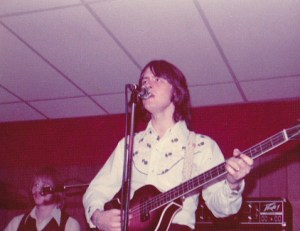 Mick Orton Scotty's in Wayne, NE 1975