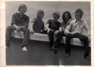 Original Silver Laughter - Denny Walton, Jon Ludtke, Kim Ludtke, Steve Elliott and John Carstensen