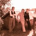 Silver Laughter - 1976: Ken, Mick, Jon and Paul