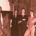 Silver Laughter 1977 - Ken, Paul, Jon and Mick