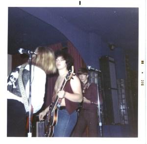 SILVER LAUGHTER at Hullabaloo 12-69 - Jon's back, Steve and John Carstensen