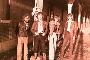 Silver Laughter 1978 - Paul, Jon, Mick and Ken