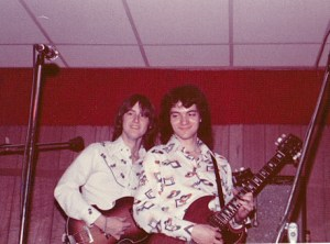 MICK & MARK at SCOTTY'S WAYNE, NE 1975