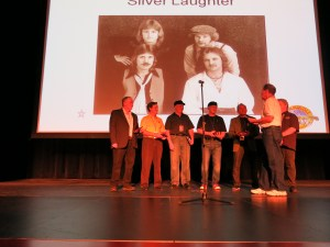 Silver Laughter 2014 Induction Ceremony