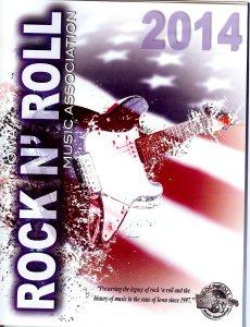 IRRMA program cover 2014