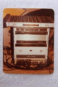 Some duplicate Sound Equip