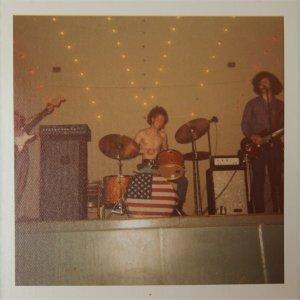 Band shell - Jon (sort of), Kim and Steve
