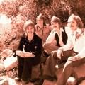Silver Laughter 1976 - Jon, Mick, Ken and Paul