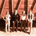Silver Laughter 1976 - Mick, Jon, Paul and Ken