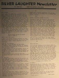 Newsletter - 1977 - Dec. page 1