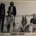 Sneaky Feelin' - with Steve Elliott far left and seated next to him is Denny Walton