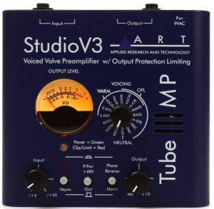 ART Studio V3 Preamp