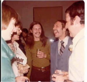Mick, Paul, Craig, Dave and Wade Calvert