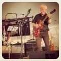 Tom Kelley playing