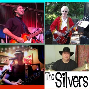 And Now, The Silvers: Mick Tom, Ricky and Glenn