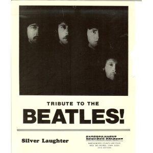 Silver Laughter - Beatles Tribute - Jon, Ken, Mick and Kim