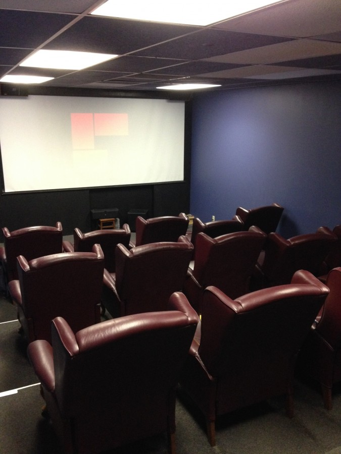 movie theaters with lounge chairs office chair ergo the museum a unique entertainment experience chaminade these comfortable found at
