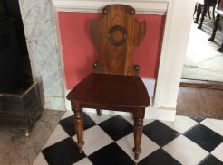 An Irish chair