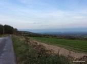 The hills above Ardagh Village Limerick