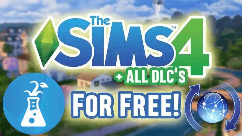 The Sims 4 All DLC Free with StrangerVille