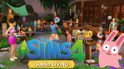 The Sims 4 Island Living 1.52.100.1020 Update Only G4TW ...