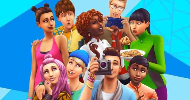Sims 4 Rebranded