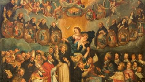 catholic purgatory